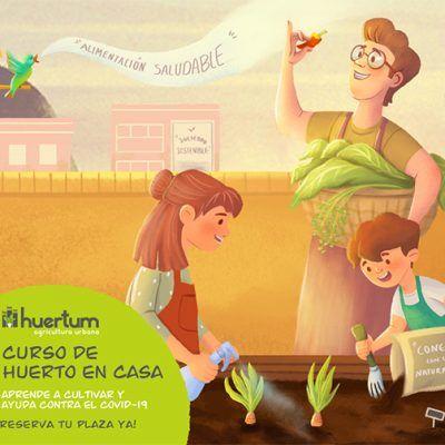 "Curso ""Iniciación a la agricultura urbana"""